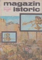 Magazin Istoric, Nr. 9 - Septembrie 1968