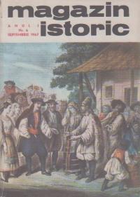 Magazin istoric, Nr. 6 - Septembrie 1967