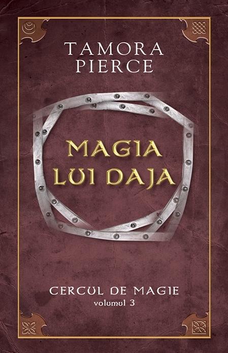 """Magia lui Daja – vol.III din seria """"Cercul de magie"""""""