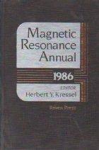 Magnetic resonance annual 1986