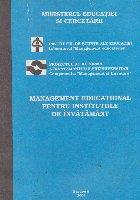 Management educational pentru institutiile de invatamant