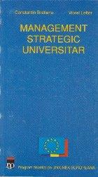 Management strategic universitar