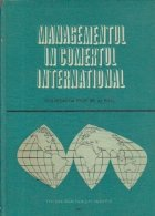 Managementul in comertul international