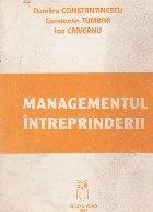 Managementul intreprinderii