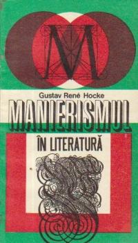 Manierismul in literatura
