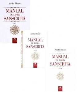 Manual de limba sanscrita (3 volume)