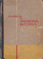 Manual de medicina interna pentru scolile de asistente medicale