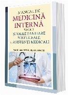 Manual de medicina interna pentru scolile sanitare postliceale si asistenti medicali