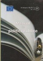 Manual de politici publice