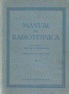 Manual de radiotehnica, Volumul I (Traducere din limba rusa)