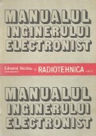 Manualul inginerului electronist - Radiotehnica, Volumul al II-lea