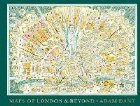 Maps London and Beyond
