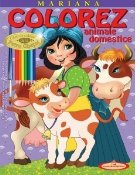 Mariana. Colorez animale domestice