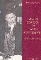 Marin Sorescu in patru continente. Jurnal II. inedit