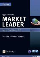 Market Leader 3rd Edition Upper Intermediate Coursebook & DV