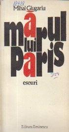 Marul Lui Paris - Eseuri