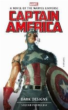 Marvel Novels - Captain America: Dark Designs
