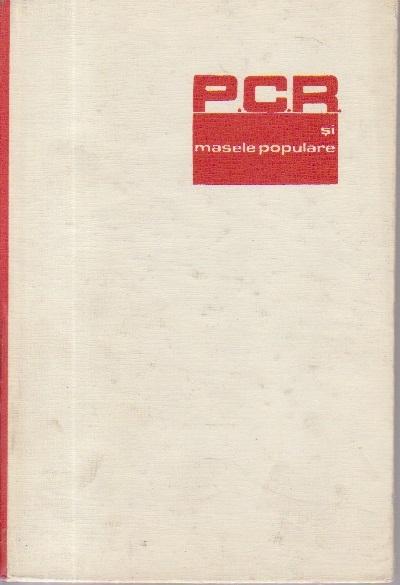 P.C.R. si Masele Populare (1934-1938)