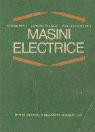 Masini electrice - Pentru subingineri