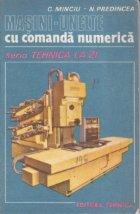 Masini-unelte cu comanda numerica