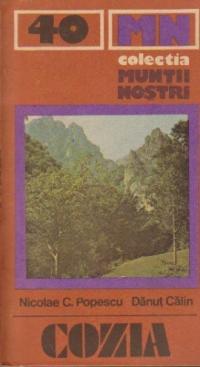 Masivul Cozia - Ghid turistic