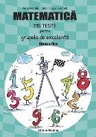 Matematică 115 teste pentru grupele