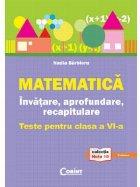Matematică Învăţare aprofundare recapitulare Teste