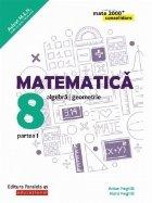 Matematica. Algebra, geometrie. Clasa a VIII-a. Consolidare. Partea I (anul scolar 2019-2020)