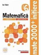 Matematica. Algebra, geometrie. Caiet de lucru. Clasa a VI-a. Initiere. Partea I, (anul scolar 2019-2020)