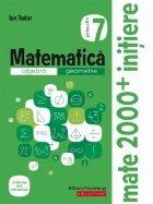 Matematica. Algebra, geometrie. Caiet de lucru. Clasa a VII-a. Initiere. Partea a II-a