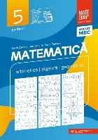 Matematica. Aritmetica, algebra, geometrie. Clasa a V-a. Consolidare. Partea I