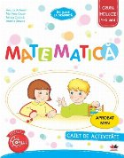 Matematica. Caiet de activitati. Grupa mijlocie 4-5 ani