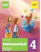 Matematica, caiet de lucru pentru clasa a IV-a, semestrul I