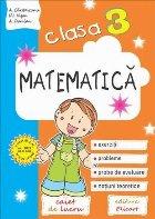 Matematica Clasa III Caiet lucru