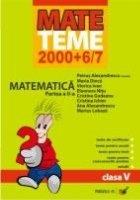 MATEMATICA CLASA PARTEA 2006 2007