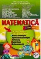Matematica - clasa a VI-a (Sinteze de teorie - Exercitii si probleme: Fixarea cunostintelor. Aprofundarea cunostintelor. Performanta. Autoevaluare. Evaluare sumativa)