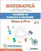 Matematica. Culegere de exercitii si probleme pentru clasa a IV‑a