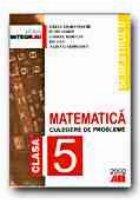 MATEMATICA. CULEGERE DE PROBLEME PENTRU CLASA A V-A (SEMESTRUL II)