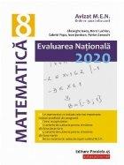 Matematica. Evaluare Nationala 2020. Clasa a VIII-a