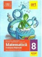 Matematica. Evaluarea nationala. Clasa a VIII-a. Teme, probleme si teste de verificare - Clubul matematicienilor