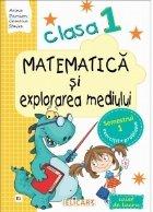 Matematica si explorarea mediului. Clasa I. Semestrul I. Caiet de lucru (Varianta EDP)