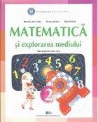Matematica si explorarea mediului. Manual pentru clasa a II-a