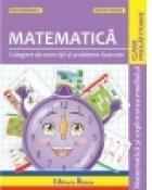 Matematica si explorarea mediului - Culegere de exercitii si probleme ilustrate clasa pregatitoare
