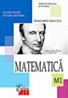 Matematica (M1). Manual pentru clasa a XI-a