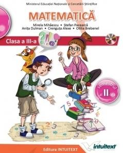 Matematica. Manual pentru clasa a III-a, Semestrul II