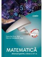 Matematica. Manual pentru clasa a VI-a