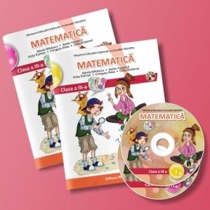 Matematica - Manual pentru clasa a III-a (semestrul I + semestrul al II-lea)