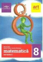 Matematica pentru clasa a VIII-a, semestrul I. Clubul Matematicienilor