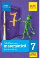 Matematica pentru clasa a VII-a, semestrul II. Clubul Matematicienilor (avizat MEN 2018)