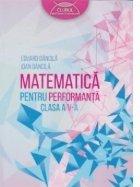 Matematica pentru performanta - Clasa a V-a. Clubul matematicienilor